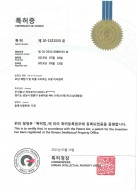 Certificate of Patent FUE